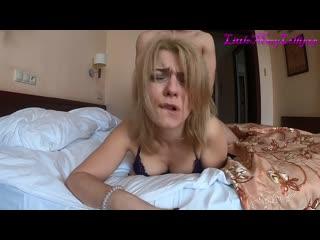 Утренний секс с красоткой