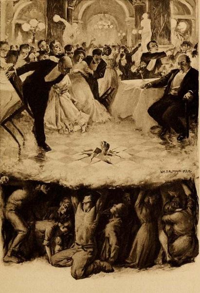 """Работа """"Из глубины"""", 1906 год."""