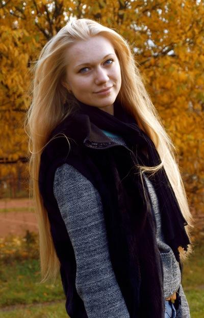 Анастасия Матвеева, 18 марта 1992, Санкт-Петербург, id9675085