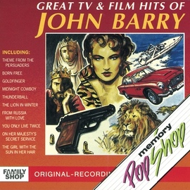 John Barry альбом Great Film And TV Hits