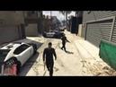 Grand Theft Auto V Нереальный хук справа