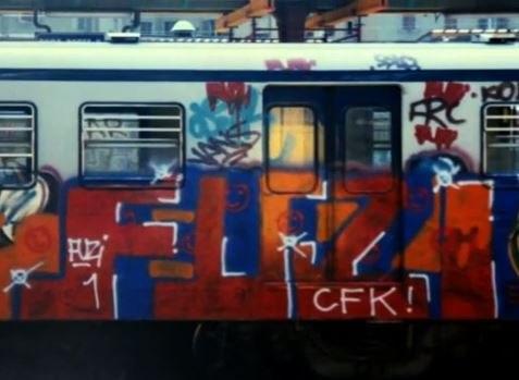 ROMA 20 Years of Subway Graffiti Teaser