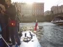 «Невская волна» рабочее название – 2-я серия съемок с борта теплохода Красавица