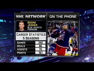 NHL Tonight: Boone Jenner Jul 5, 2018
