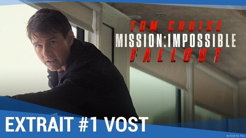 MISSION : IMPOSSIBLE – FALLOUT – Saut (dans le vide) – VOST - [au cinéma le 1er Août 2018]