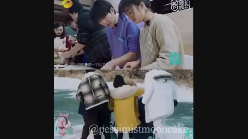 Shen yue and ma si chao kido