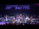 70'000 Tons of Metal 2019: All Star Jam - Motorhead's Overkill