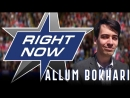 RIGHT NOW Podcast: Ask Me Anything with ALLUM BOKHARI, Breitbart News