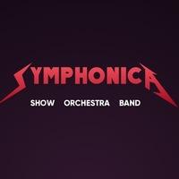 Логотип ШОУ-ОРКЕСТР SYMPHONICA