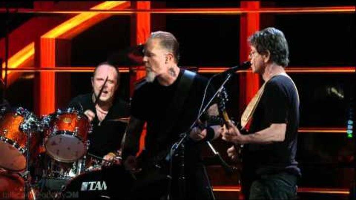 Metallica with Lou Reed - Sweet Jane