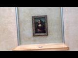 Мона Лиза, Джоконда, Лувр, Париж