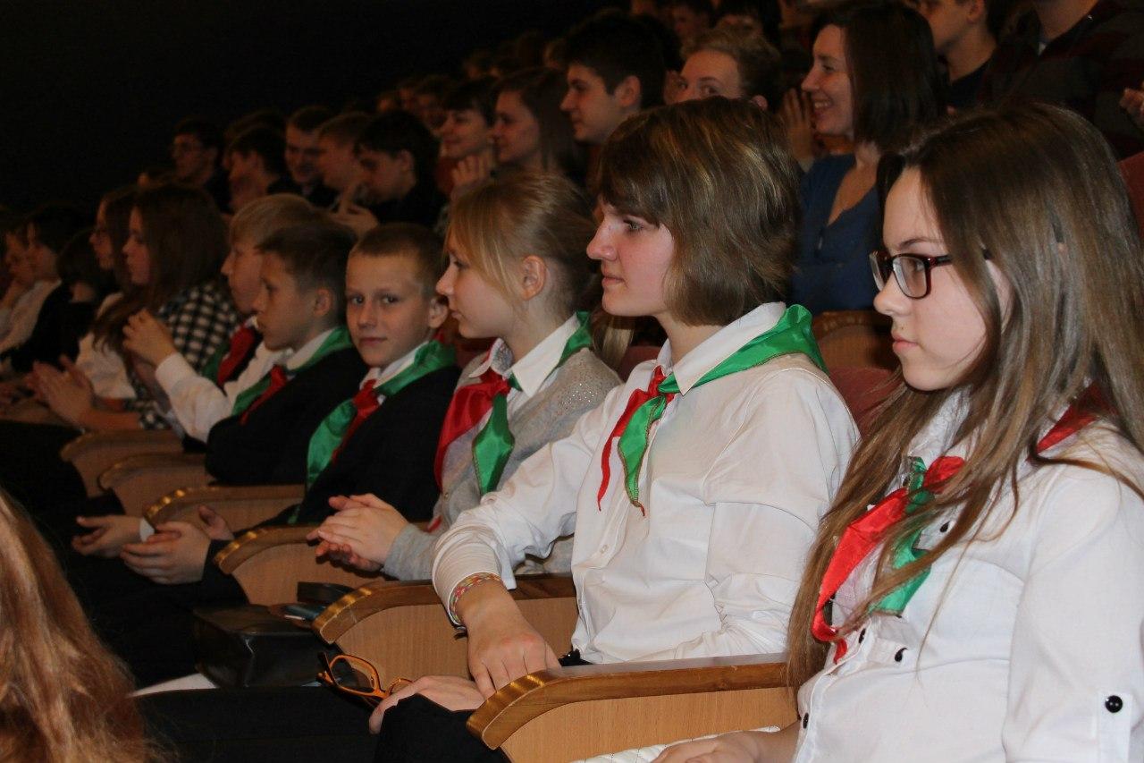 белорусские пионеры