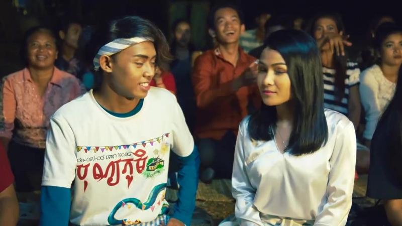 Бон Пхом(Деревенский фестиваль) | песня кхмерская новогодняя