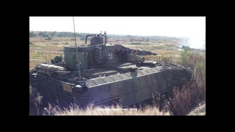 ILÜ 2016 Bergen Mittendrin statt nur dabei Spz Puma IFV Bundeswehr LFX Manöver Leopard MBT