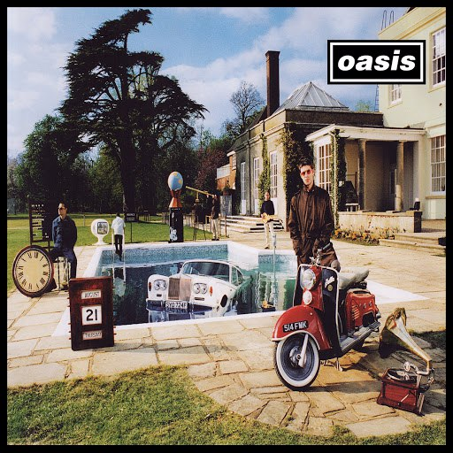 Oasis альбом Be Here Now (Remastered)