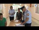 Правоохранители проверили 4 ю новгородскую гимназию на соблюдение требований безопасности