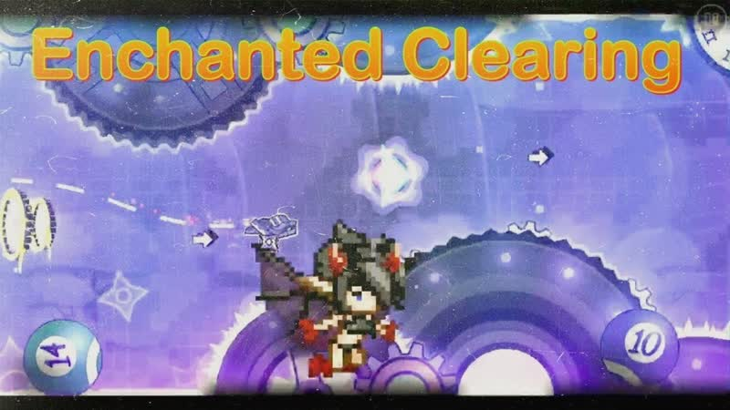 (GD 2.11) LEVEL SHOWCASE 3 - Enchanted Clearing - Nico99 - 1-1 coin