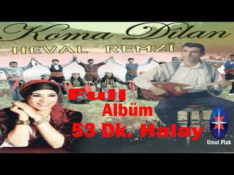 Kürtçe Karışık Halay Potpori Govend - Kürtçe Hareketli Süper Düğün Müzikleri (FULL ALBÜM)