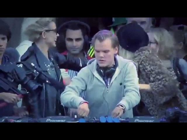 Avicii - Enough Is Enough (Dont Give Up On Us) Live @ Tomorrowland 2011