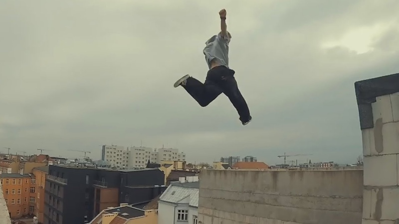 Extreme Parkour and Freerunning 2018