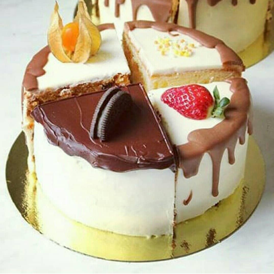 красивая картинка торта четвертинки тоже надо очень