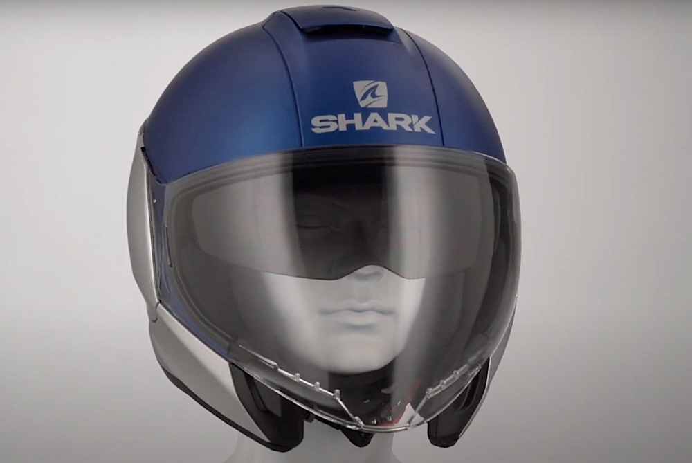 Новый мотошлем Shark Helmets Citycruiser