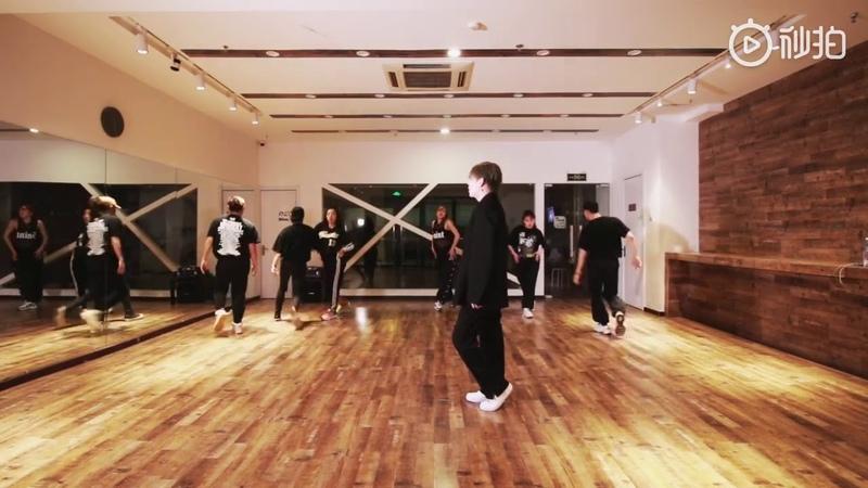 J ZEN 朱星杰《魂不守舍》舞蹈練習室版 Dance Practice Video
