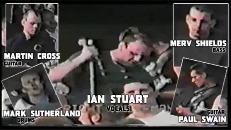 Skrewdriver 60 RAC'nsROLL clips Built up, Knocked down 1987