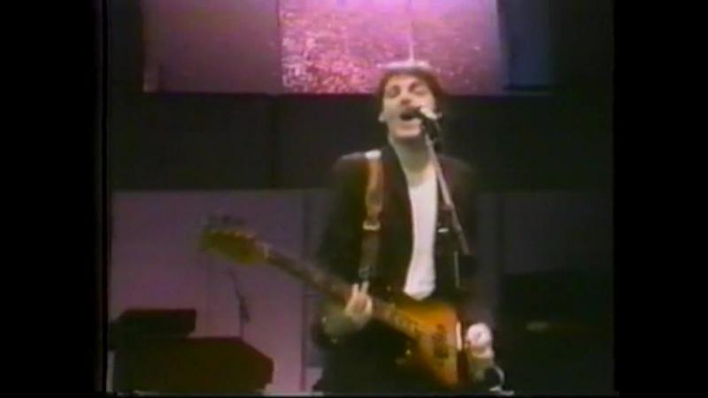 Paul McCartney Wings Coming Up 3 7 Rock for Kampuchea 1981 U S TV Version Night Flight