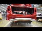 Axle Ration Так собирают Вашу ЛАДА ВЕСТА.Assembling Your car LADA VESTA