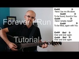 Forever I Run Tutorial (Elevation Worship Acoustic) Henry Braun