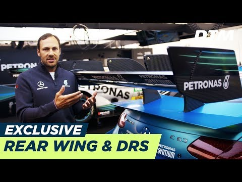 Rear Wing DRS explained by Gary Paffett -DTM Exclusive