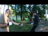 Руслан vs Дима
