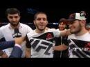 UFC Fight Night 94: Ислам Махачев и советы Хабиба Нурмагомедова