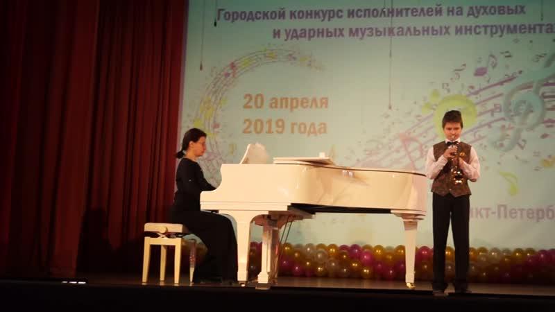 Дж.Верди Марш из оперы «Аида» Володя Купцов