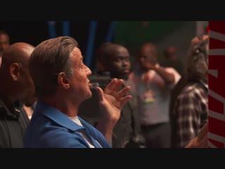 Крид 2 - Видео со съёмок