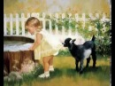 Donald Zolan Oil Painting beauty of a child