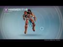 Destiny_20180125 RED TITAN vers40. DANCE HAM(MER) IT UP.