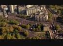 Посмотрите сколько людей вышли в Лондоне на улицы