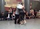 Viva La Pepa Milonga Virginia Pandolfi y Santiago Castro @ Mujercitas Tango Festival 2013