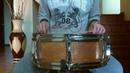 Малый барабан 14x5 шестислойный бук beech snare drum