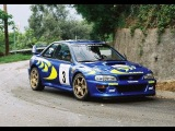 COLIN MCRAE & RICHARD BURNS WRC SUBARU IMPREZA 22B WRX STI MUSIC VID (MADE BY ME)