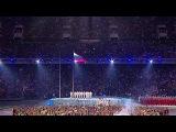 Минувшим вечером на стадионе `Фишт` на глазах десятков тысяч зрителей был сломан лёд - Первый канал