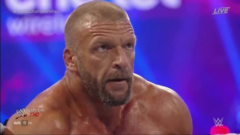 WWE 22 September 2018 [Replay] Roman Reigns vs Triple H World Heavyweight Bella John Cena Miz Maryse