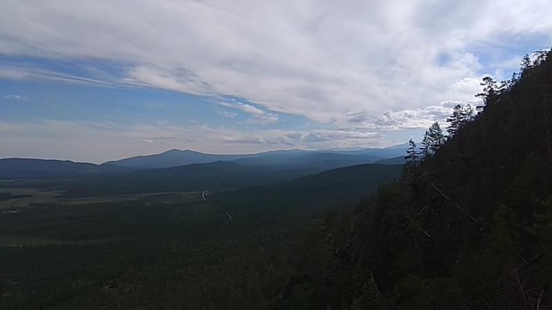 Панорама Слюдянских озер