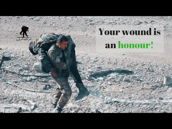 Your wound is an honour - Syrian Arab Army Song (Subtitled)