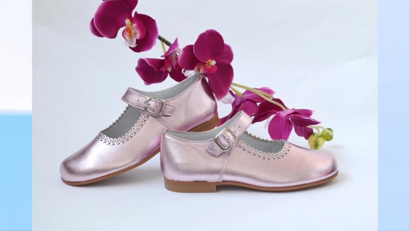 Туфли León Shoes Мodel 12120В rosa