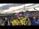 Россия ох..на Братан. Бразильский фанат о России.