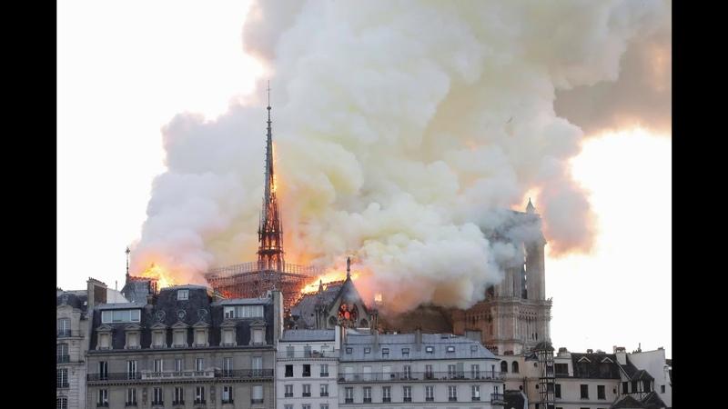 Hommage a Notre Dame de Paris