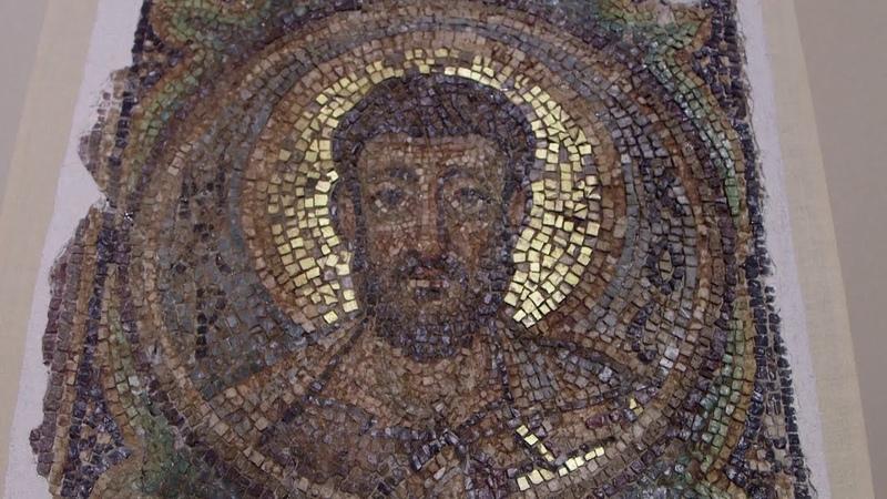 Volée il y a 40 ans, cette mosaïque du Vie siècle a été rapatriée à Chypre